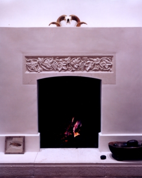 butcher mantel