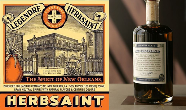"A bottle of St. George Sprits' Absinthe Verte is shown in the tasting room at St. George Spirits in Alameda, California July 31, 2008. The first U.S. distiller to sell absinthe, long-banned spirit affectionately called ""the green fairy,"" St. George Spirits produces 6,000 bottles per batch and is already on it's seventh batch of its Absinthe Verte since a nearly 100-year ban on its sale in the U.S. and parts of Europe was lifted last December. Picture taken July 31, 2008. REUTERS/Robert Galbraith (UNITED STATES)"