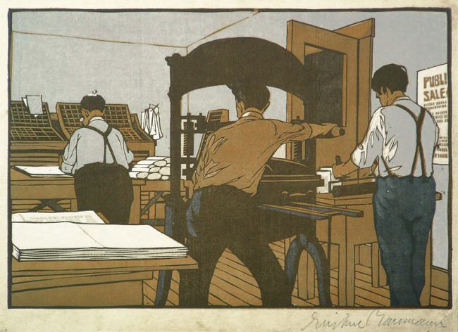 Intro Image_The-Print-Shop-by-Gustave-Baumann