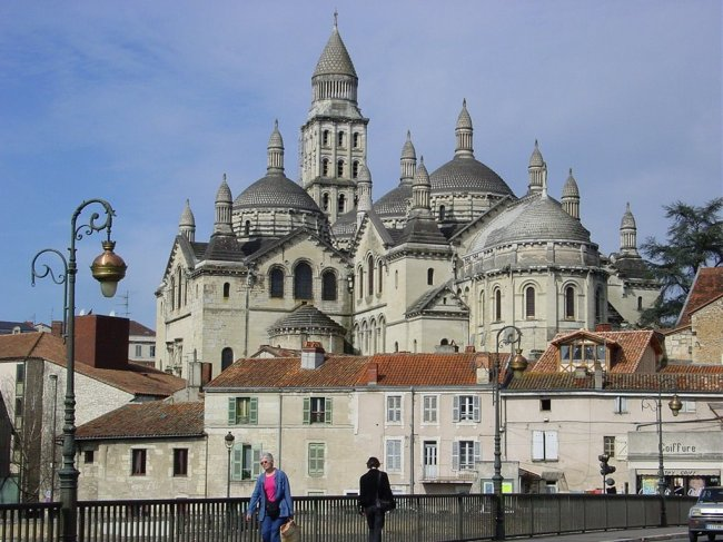 St Front Cathedral Perigueux