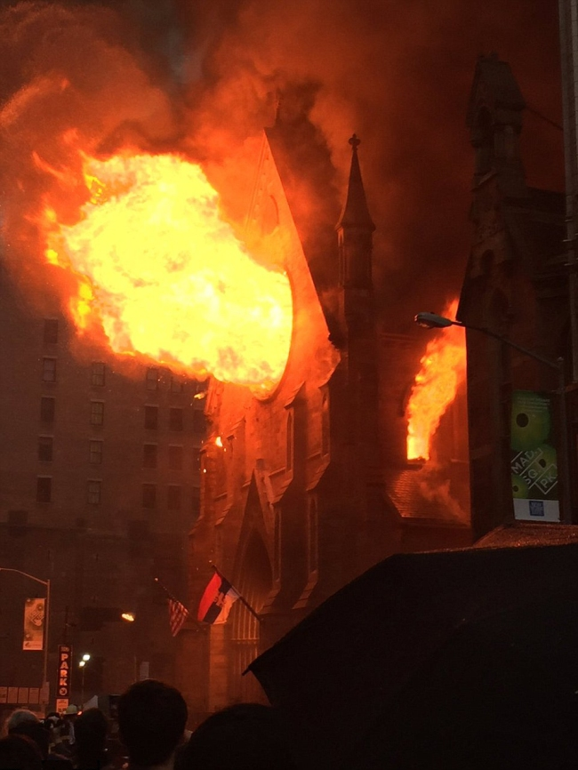 Image 12_dramatic fire at the Serbian Orthodox Cathedral of St. Sava