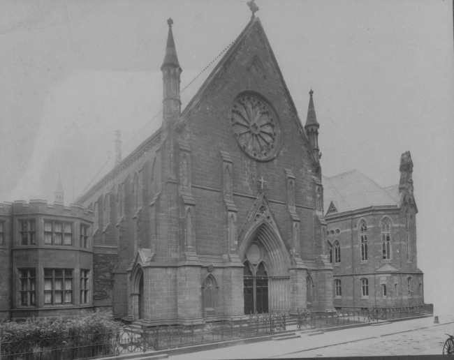 Image 15_Trinity Chapel and school