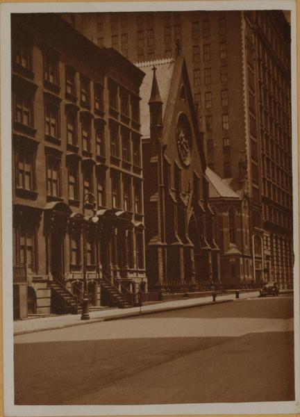 Image 16_Trinity Chapel on 25th street in 1938