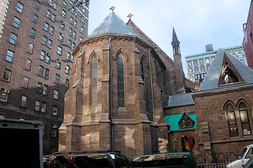 Image 20 – view of apse from 26th Street