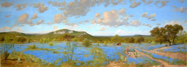Image 18_Spring Scene of Texas Hill Country_Porfirio Salinas