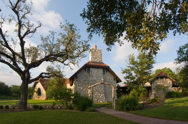 T Anchor Ranch, Medina, Texas Michael G. Imber Architects