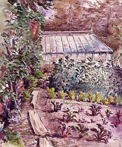 sketch-of-a-greenhouse